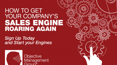 Make the sales engine roaring again